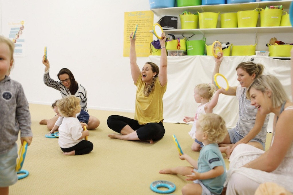 Toddlers music and movement classes in Newcastle NSW