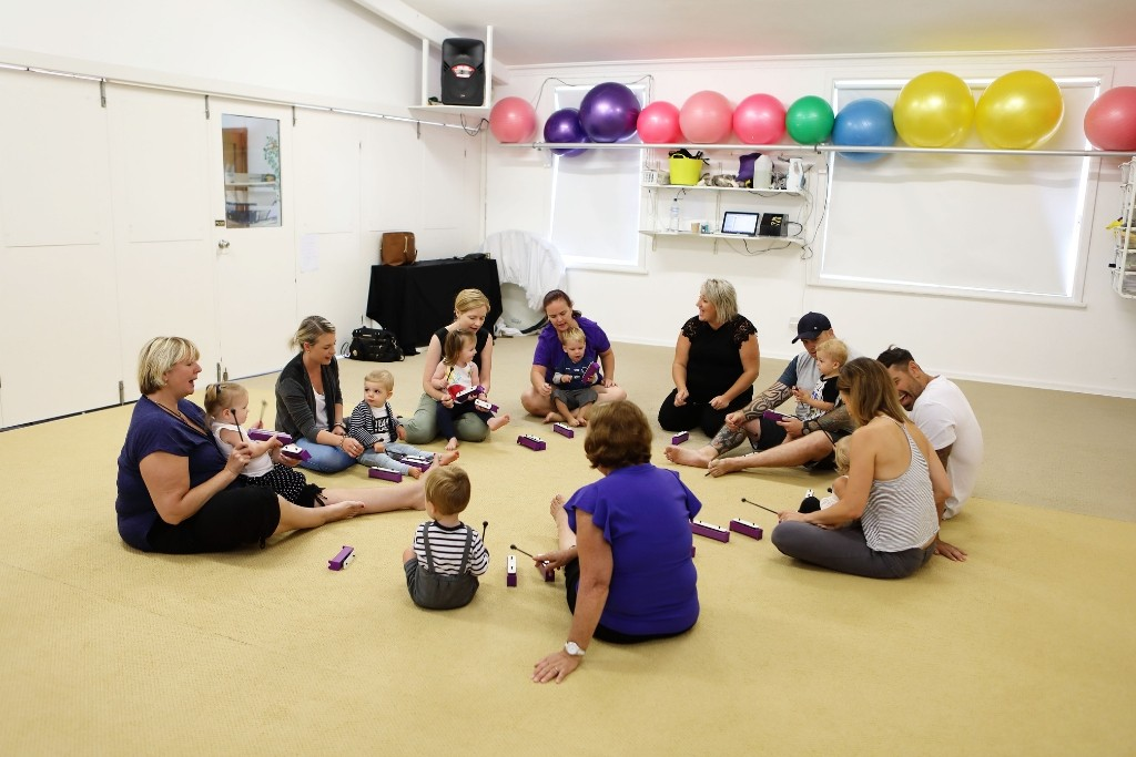 Musical Learning and Sensory Play for Babies and Toddlers Newcastle