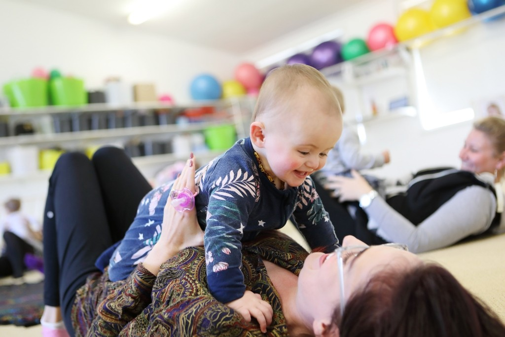 Learn Essential Play Skills with Your Baby or Toddler Newcastle