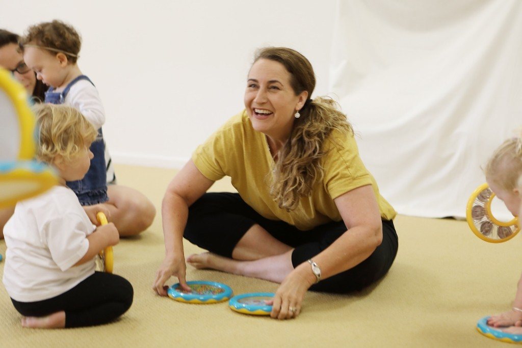Singing classes for toddlers in Newcastle NSW