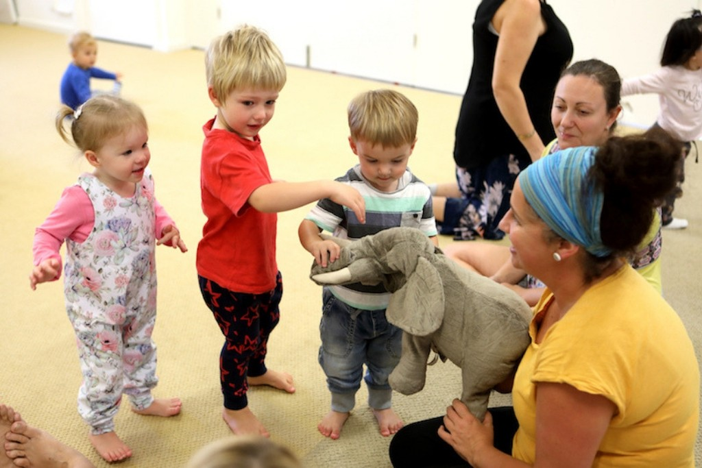 Music activities for toddlers Newcastle