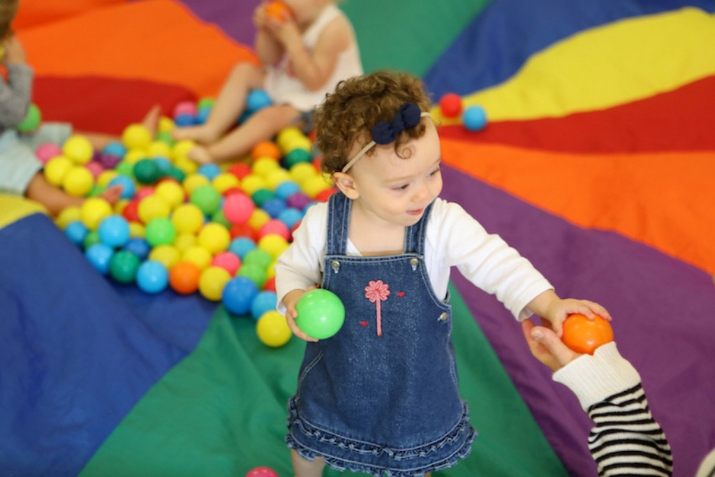 Nursery Rhyme classes for toddlers Newcastle
