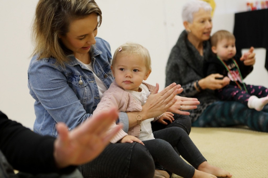 Toddlers musical learning classes Newcastle