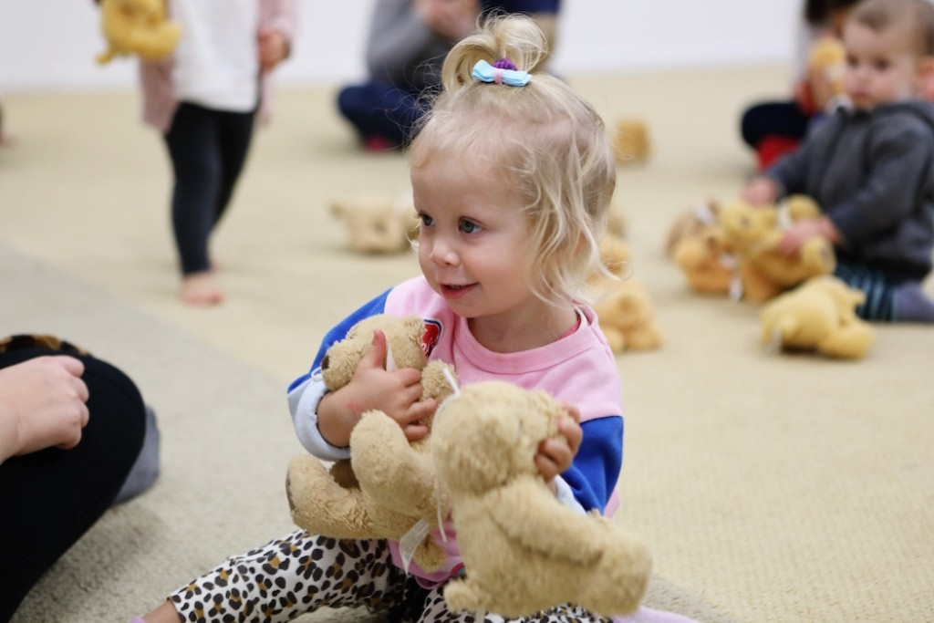 Essential skills for play for toddlers in Newcastle