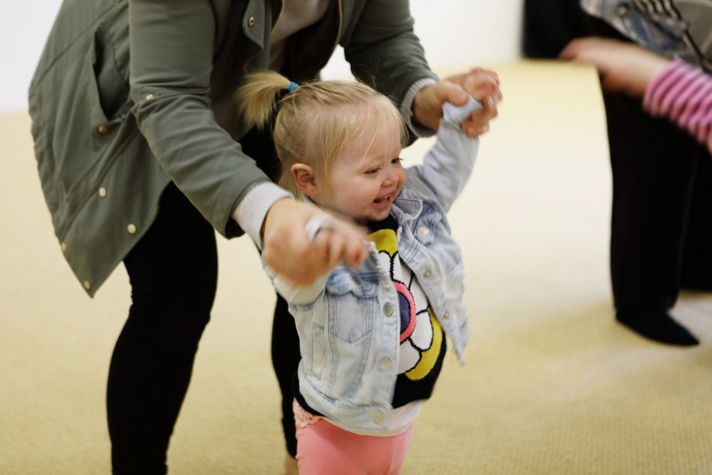 Dance classes for toddlers Newcastle