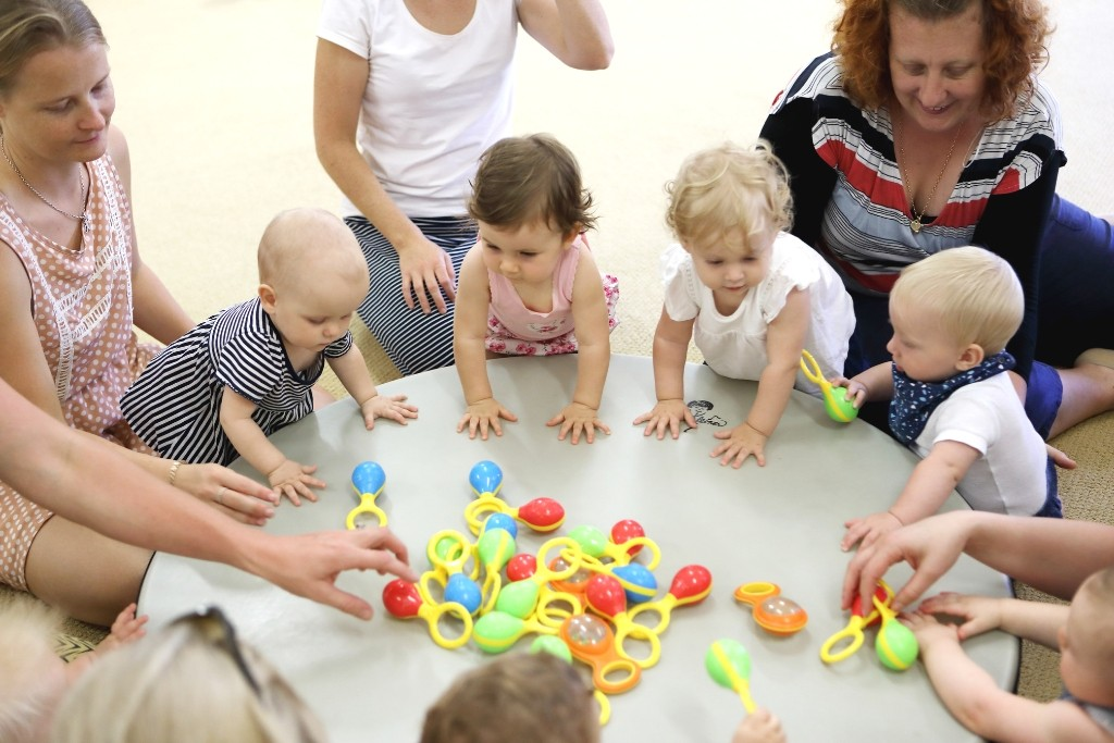 Sensory Baby Music Classes in Newcastle NSW