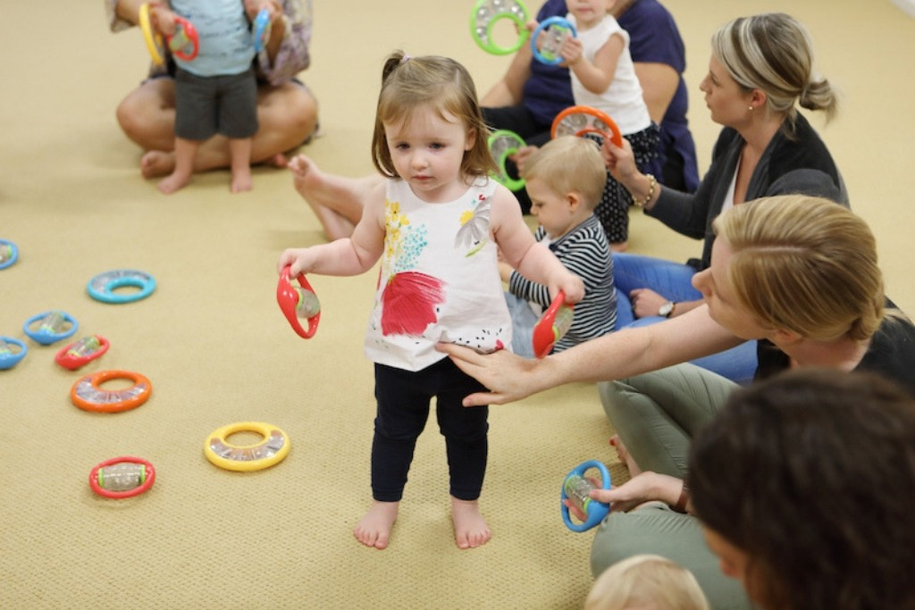 Instrument Lessons for Toddlers Newcastle NSW