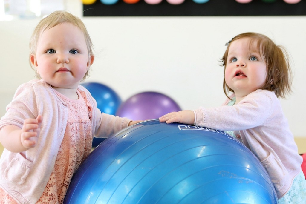 Baby Gym movement and music classes at Hive Newcastle