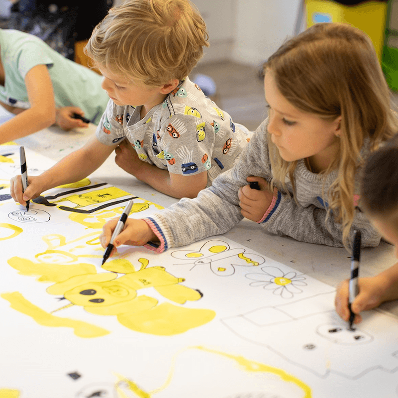 Drawing Courses | Years 3 - 6