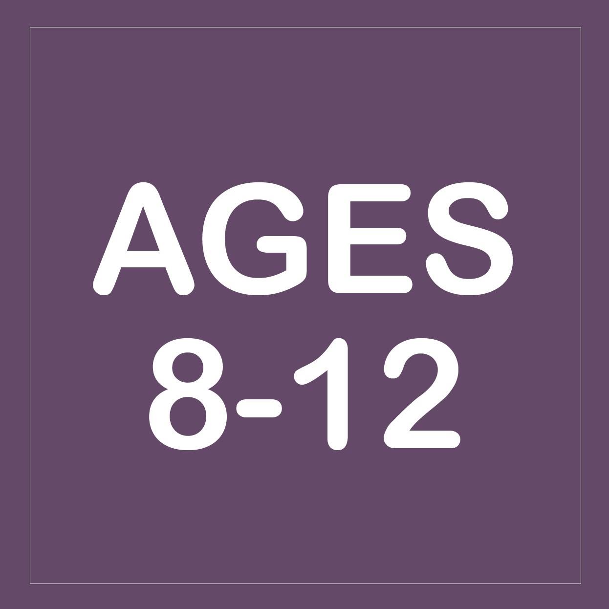 Age 8 - 12 & Teens