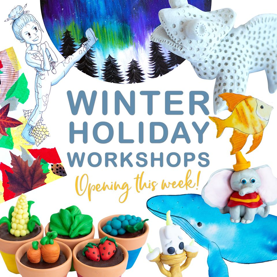 July Holiday Workshops - School Age Students
