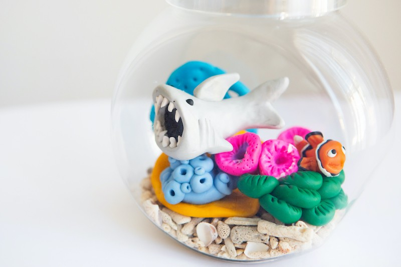 Shark Tank - Art Kit