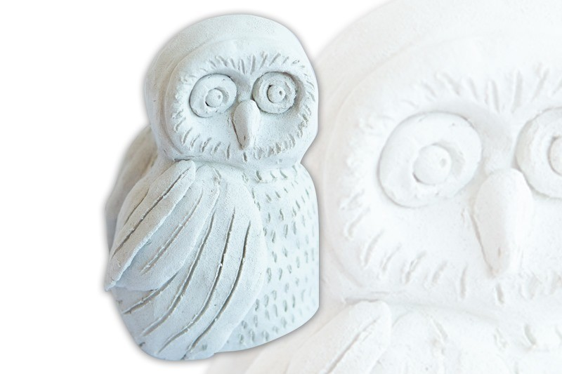 Owl Sculpture Kit
