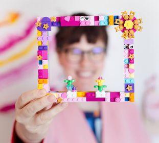 Creative @ Home – LEGO Challenge